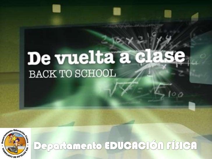 NORMAS BÁSICAS CLASES EF1. ASISTENCIA• La asistencia a la clase de Educación Física es obligatoria.• Cada falta de asisten...