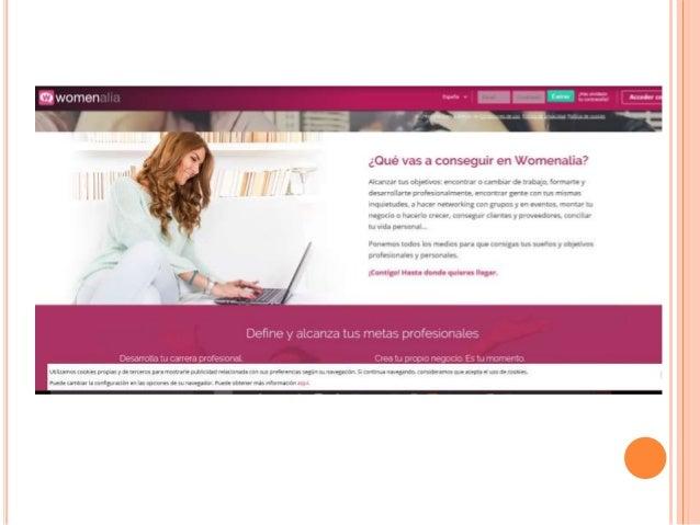 Información y motivación para el autoempleo de mujeres