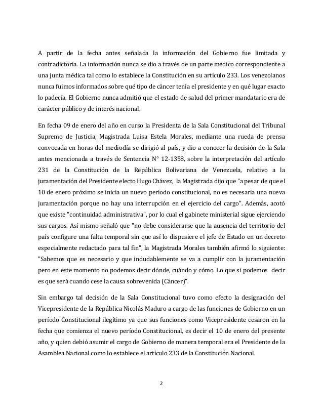 Informacioìn denuncia venezuela (puìblico) Slide 2