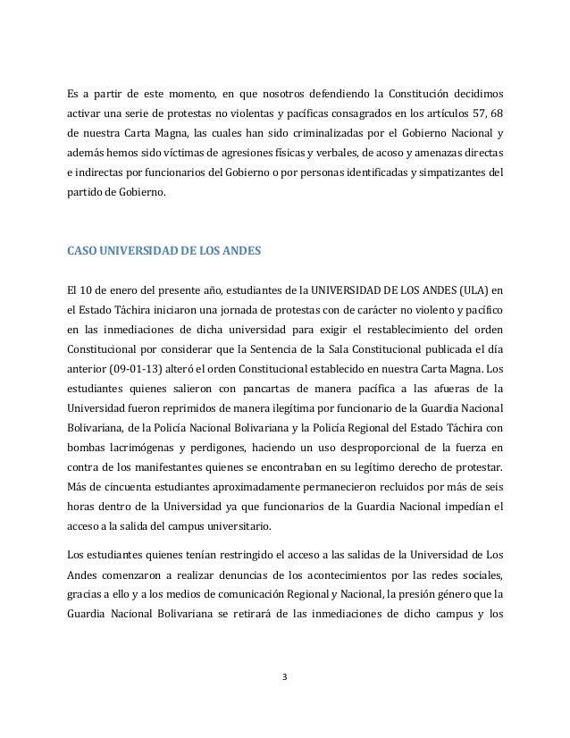 Informacioìn denuncia venezuela (puìblico) Slide 3