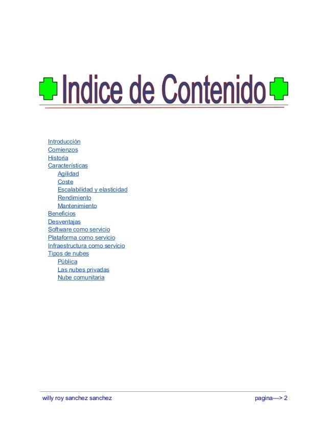 Introducción Comienzos Historia Características Agilidad Coste Escalabilidadyelasticidad Rendimiento Mantenimien...