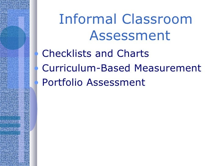 Assessing Student Writing