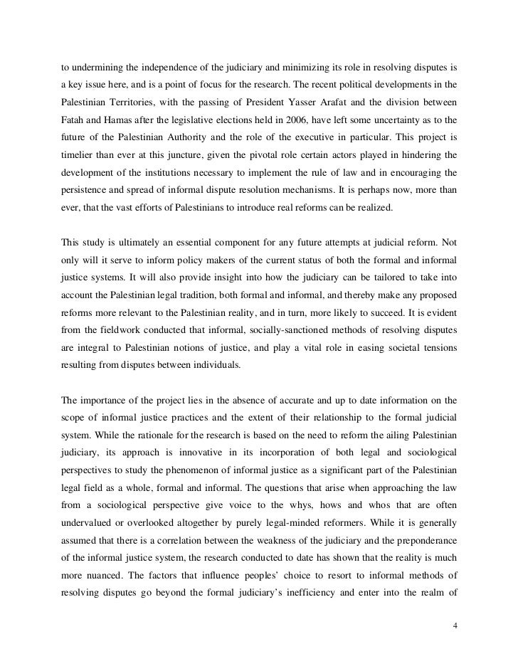to undermining the independence of the judiciary and minimizing its role in resolving disputes isa key issue here, and is ...