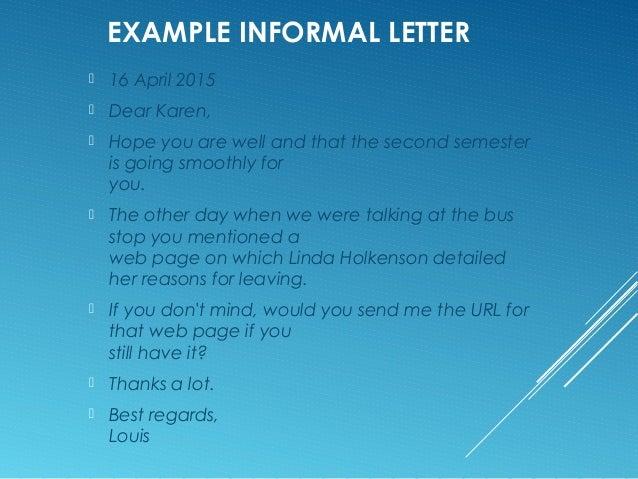 Informal letter m van eijk example informal letter 16 april 2015 thecheapjerseys Images