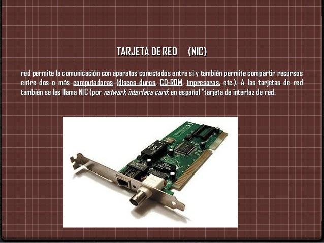 HARDWAREEs el equipo utilizado para el funcionamiento de una computadora. Estos componentessuelen dividirse en tres catego...