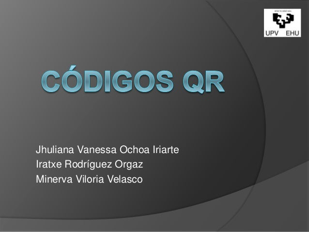 Jhuliana Vanessa Ochoa Iriarte Iratxe Rodríguez Orgaz Minerva Viloria Velasco