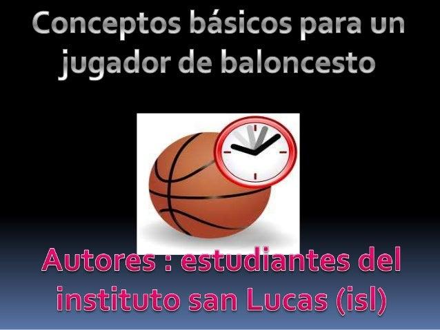 El baloncesto nació como una respuesta a la necesidad de realizar alguna      actividad deportiva durante el invierno, en ...