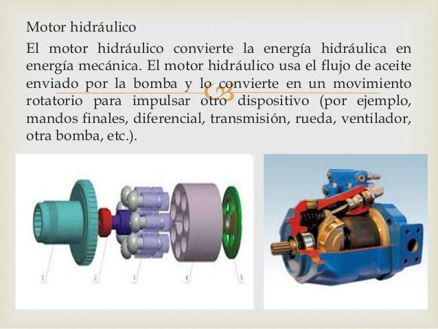 Sistemas hidráulicos ejemplos pdf