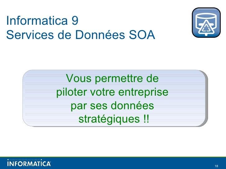 Informatica 9 soa for Informatica 9 architecture