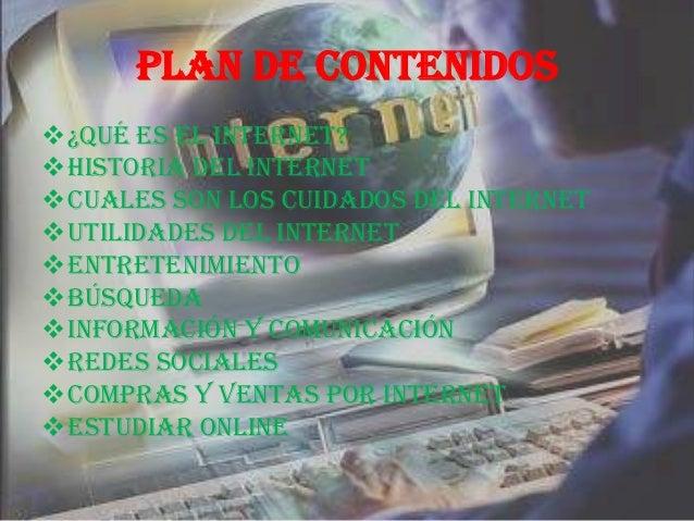 Informatica EL INTERNET Slide 2