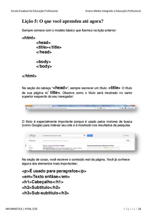 Informatica html css c54ec50e8d