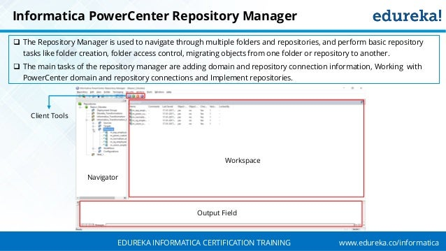 informatica powercenter workflow manager guide