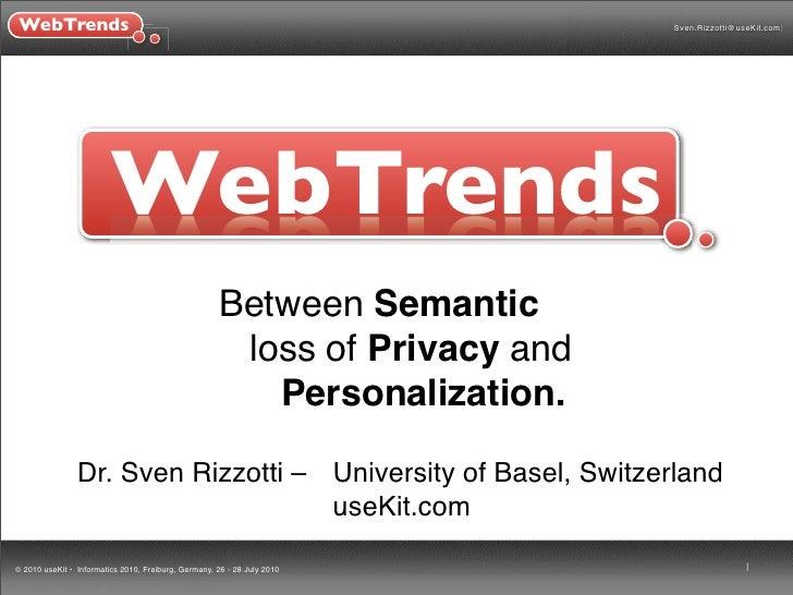 WebTrends                                                                    Sven.Rizzotti@useKit.com                     ...