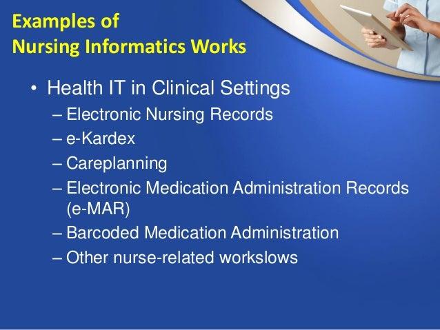 Health It Amp Nursing Quality Improvement February 4 2016