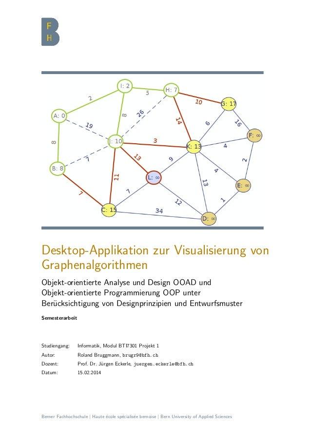 Visualisierung von Algorithmen und Datenstrukturen