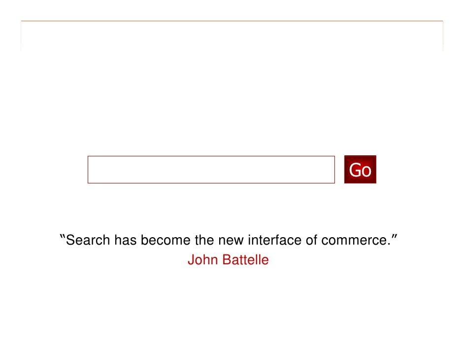 "morville@semanticstudios.com                                                  Go   ""Search has become the new interface of..."
