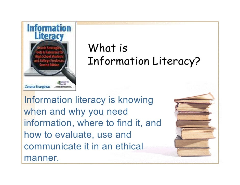 information literacy and scholarship practice and How information literacy influences the scholarship, practice, and leadership model in higher education administration information literacy is a fundamental.