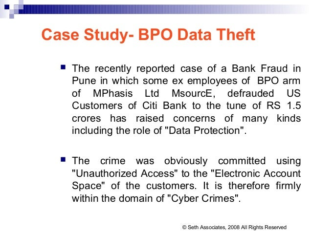 case study about frauds in information Additionally by examining how the frauds were committed offer  gsec option 2 case study internet banking fraud investigation nw akely page 7 of 16.