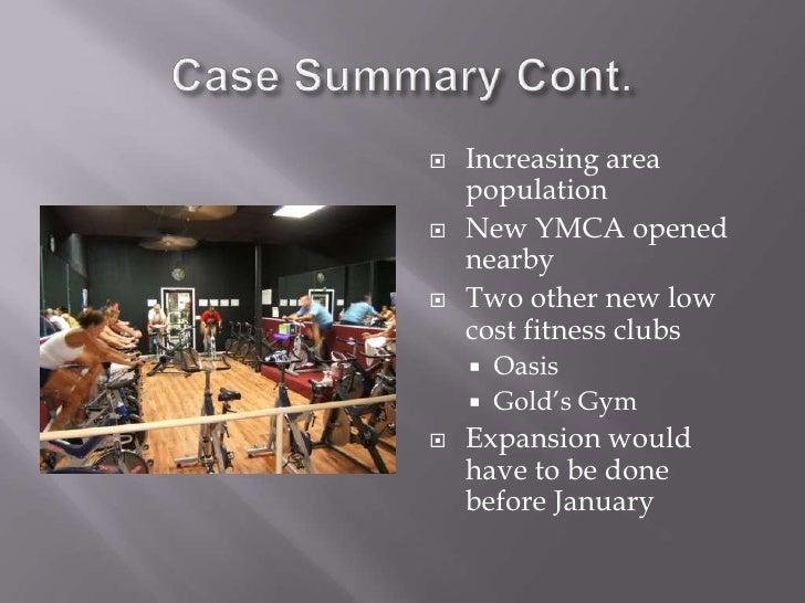 fitness plus case study