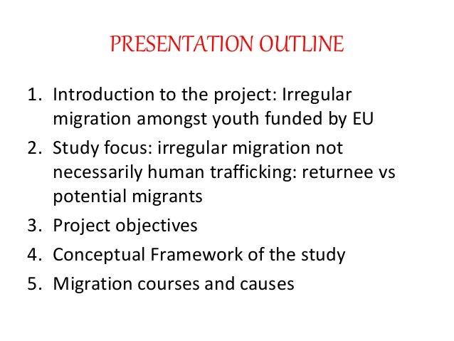 Assessing Information on Migration Behaviour Slide 3