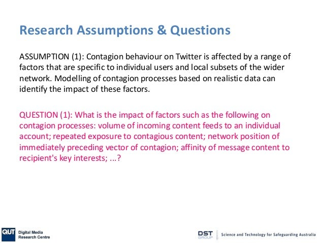 Information Contagion Through Social Media Towards A Realistic Model