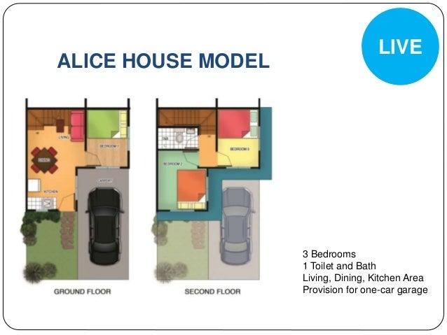 Lancaster Alice Floor Plan
