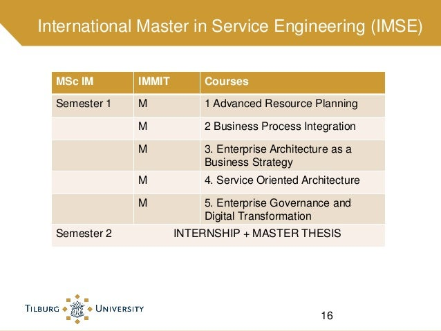 Service oriented architecture master thesis help with writing a cause and effect essay