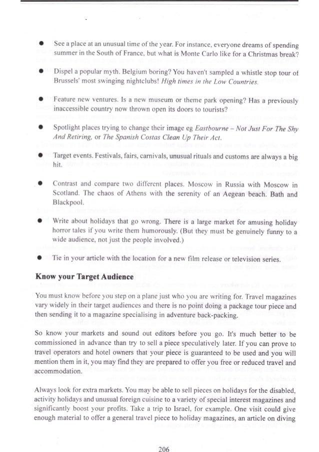 travel essay examples