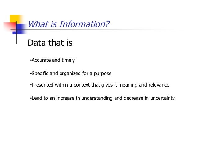 importance of information Information quotes the deep, immersive thinking which produced many of civilization's most important achievements has come under unprecedented assault.