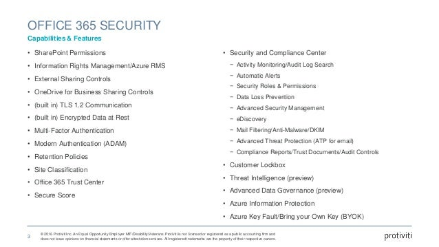 Information security in office 365 a shared responsibility - Rights management services office 365 ...
