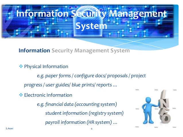 thesis for security system