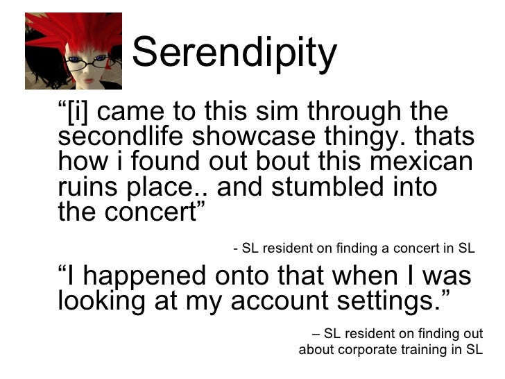"""Serendipity  """" [i] came to this sim through the secondlife showcase thingy. thats how i found out bout this mexican ruins ..."""
