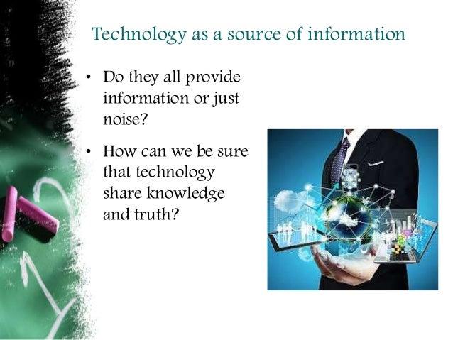 Information society Slide 2