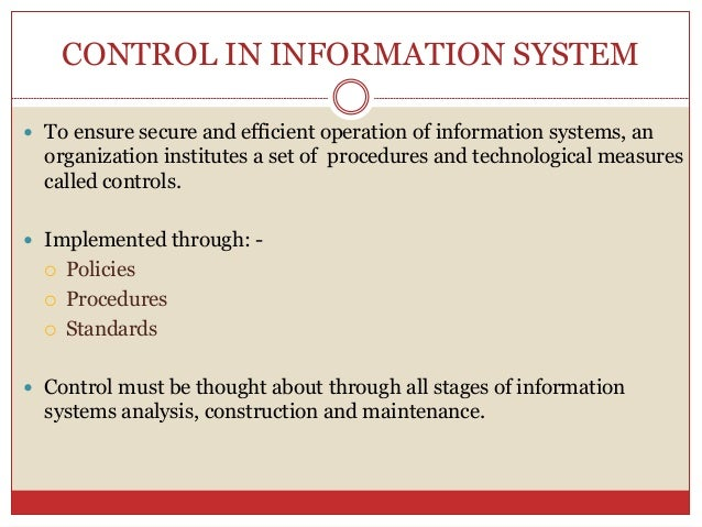 information system implementation Implementation is the process that actually yields the lowest-level system elements in the system hierarchy (system breakdown structure) system elements are made, bought, or reused production involves the hardware fabrication processes of forming, removing, joining, and finishing, the software realization processes of coding and testing, or .
