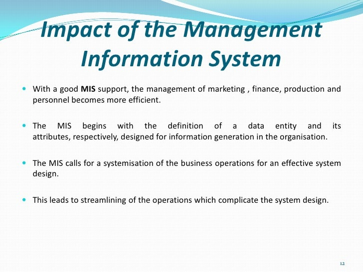 management of information systems assignment Athabasca university 1 university drive management information systems focuses on management information assignments are important for your learning.