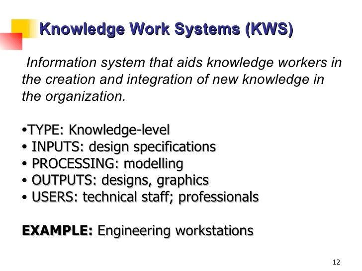 Information system