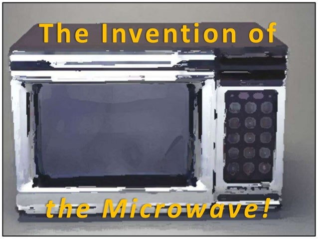 Invention of the microwave oven