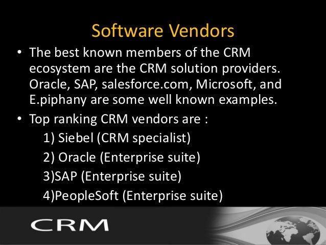 customer relationship management in information technology