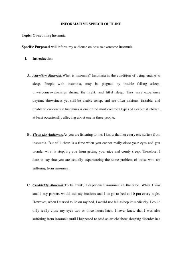 informative speech essay examples example of informative speech  informative speech conclusion examples for persuasive essays informative speech conclusion examples for persuasive essays image