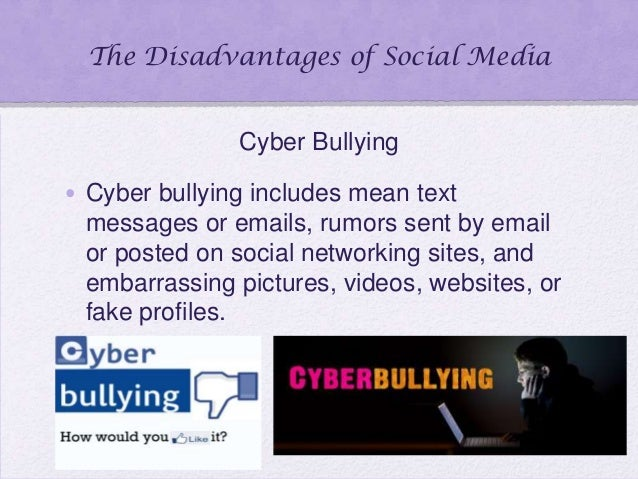cyber bullying speech