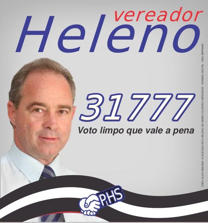 PHS                                                                   31777                                          Voto ...