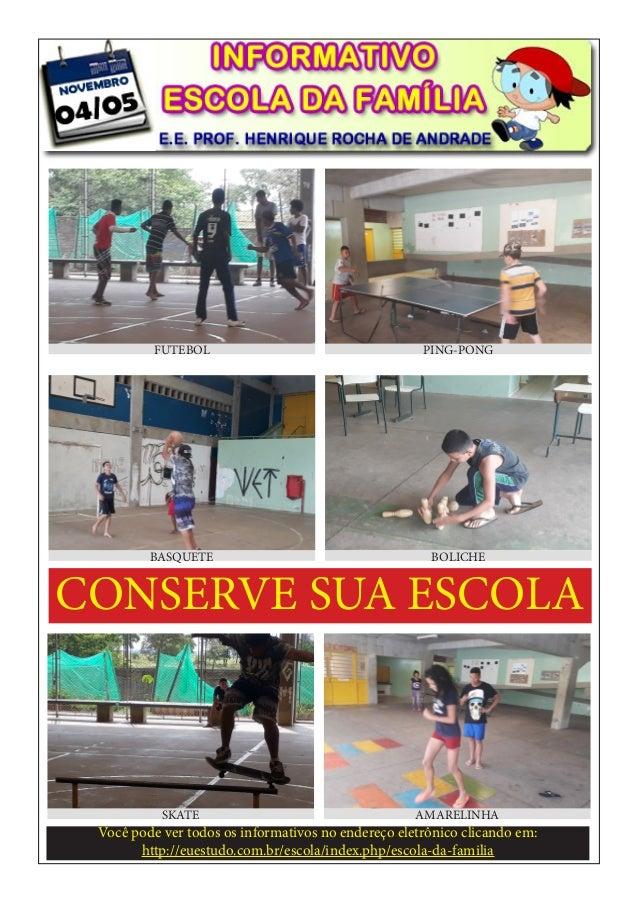 Voc� pode ver todos os informativos no endere�o eletr�nico clicando em: http://euestudo.com.br/escola/index.php/escola-da-...