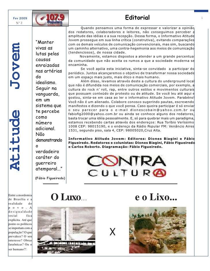 Fev 2009                                                                Editorial                                   11    ...