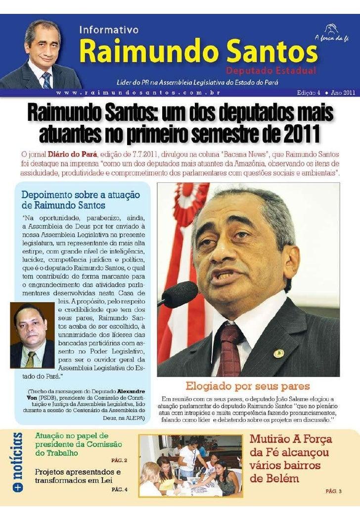 Informativo Julho - 2011
