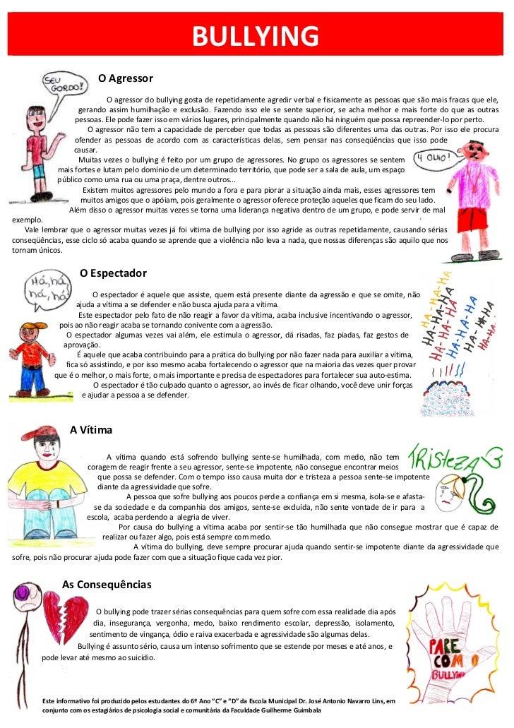 Preferência Informativo Bullying FZ12
