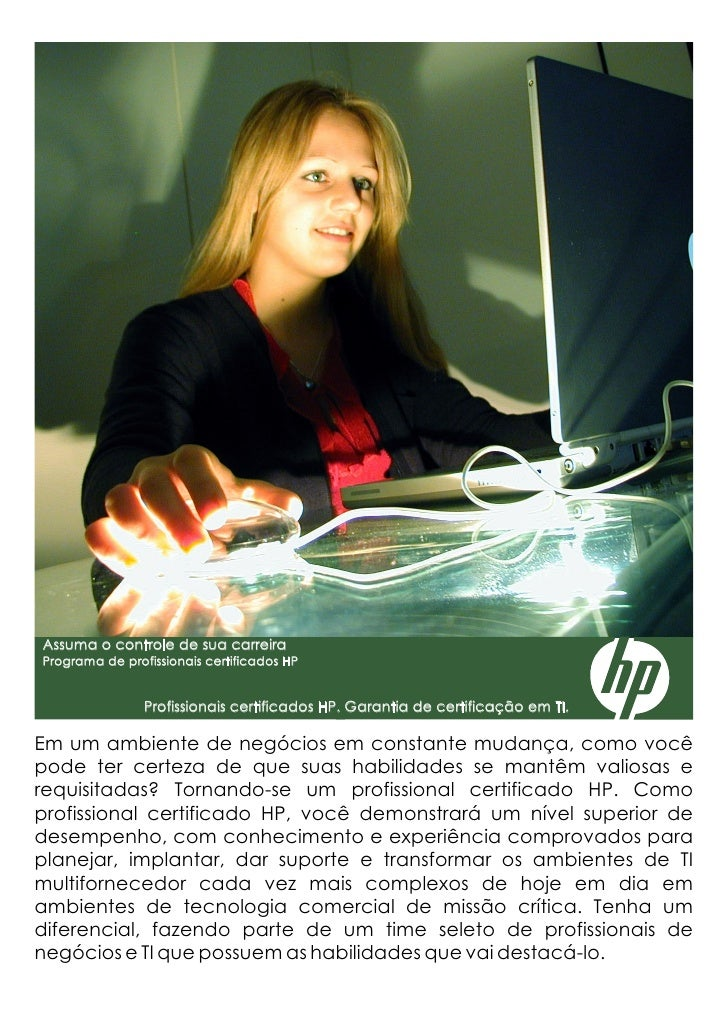 Informativo HP