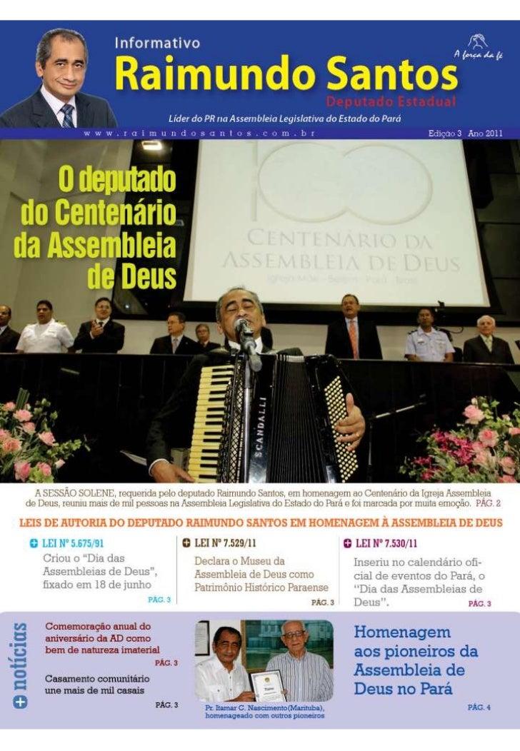 Informativo Junho - 2011