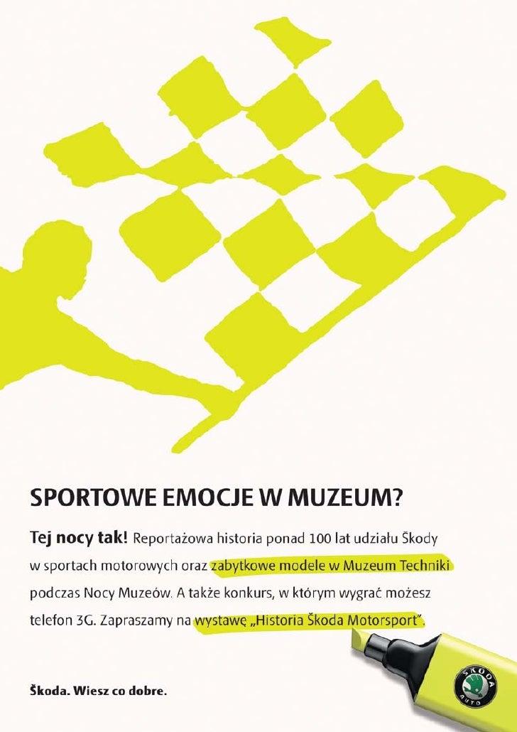 Program Nocy Muzeów w Warszawie (2010) Slide 2