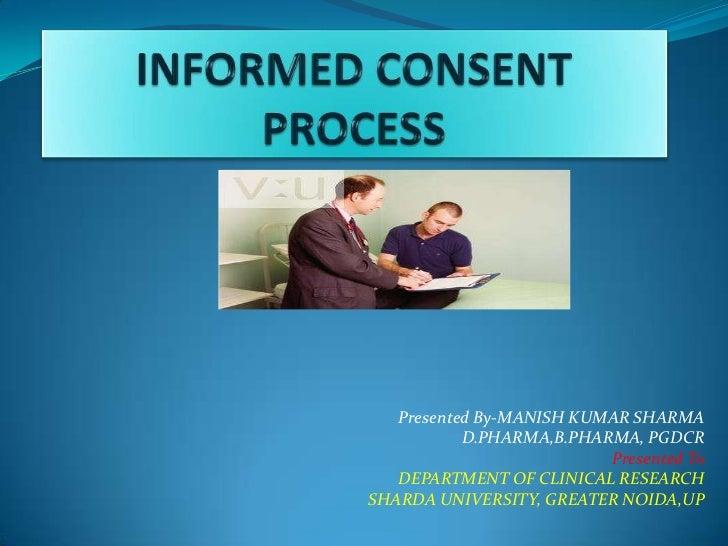 Presented By-MANISH KUMAR SHARMA           D.PHARMA,B.PHARMA, PGDCR                          Presented To   DEPARTMENT OF ...