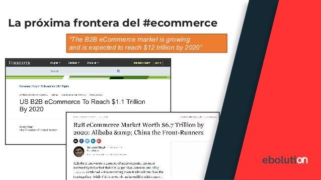 Ecommerce B2B: Informe de tendencias 2018-2019 Slide 3